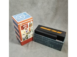 Heist Kit insert for Burgle Bros Board Game