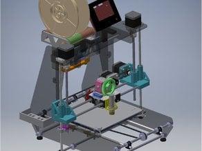 Prusa AIr 2 Universal spool holder
