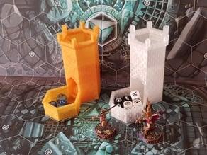 Warhammer Underworlds - Dice tower 01