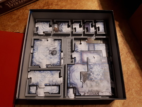 Imperial Assault: Return to Hoth - Map Tile Organizer