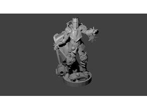 Warrior Cleric