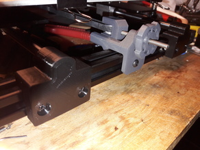 Anet E10 E3Dv6 full exploitation of 270 mm of the Y axis