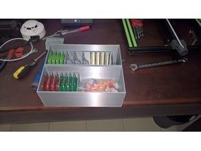 3D Printed Catan Box