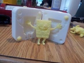 Spongebob Mold