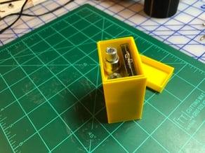 Plotter blade holder-holder