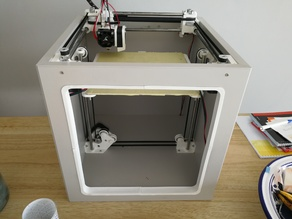 Ikea Eket CoreXY (SmartrapCore inspired)