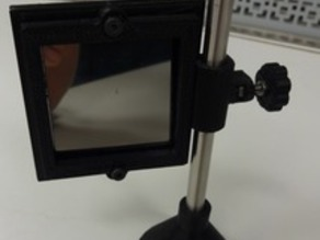 Square Filter Holder for Open-source Optics