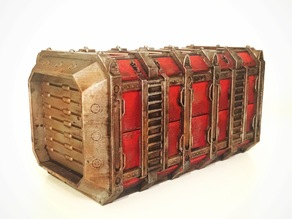 ForgeCrate: Sci-fi Wargame Shipping Container