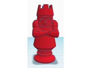 Alice Rook Chess Piece