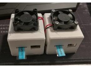 NanoPi Neo2 Case witn 30 mm Fan