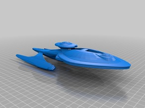 Star Trek - Federation Sol Class
