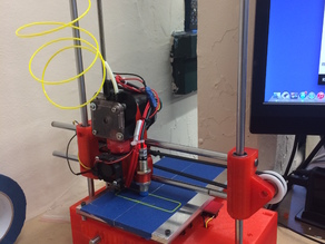 Teach Engineering by Making a 3D Printer!