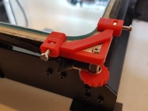 Corner Bracket GlassPlate wanhao i3