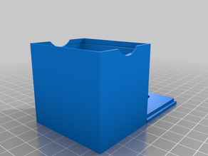 My Customized card box with recycle symbol lid little for os game