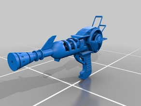 Fully Assembled Call of duty ray gun