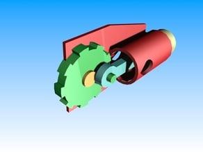 Modified Single Cylinder Engine