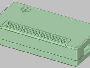 Raspberry Pi Zero(ver1.3) Case