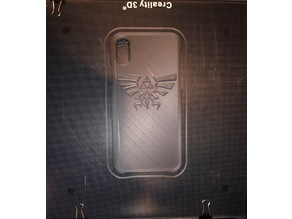 iPhone X Case - Triforce Edition