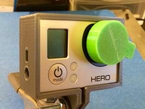GoPro Hero 3 White Lens Cover NinjaFlex