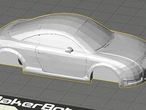 Audi TT escale model