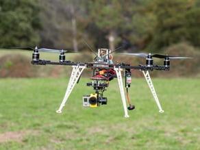 Quadcopter V1