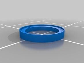 My Customized Speaker Spacer Ring Generator