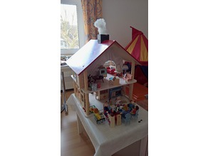 Dollhouse Chimney