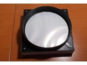 Flat Light Box for create Astrophoto Flat Frame on Sky-Watcher N150/750mm