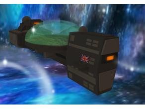 HMSN Endeavor (Space Navy)