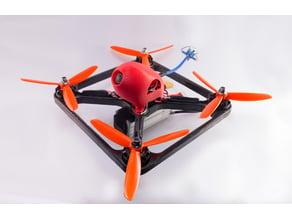 Viper X210 FPV Quadcopter Frame