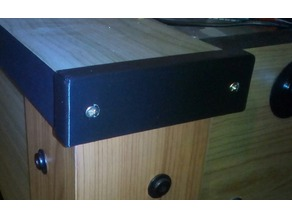 Corner Bumper / Protector for Foosball / Kicker Table
