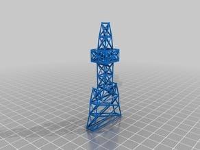 North Dakota - Sr71 Blackbird  Drilling Tower