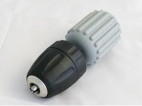 Parametric Drill Handle