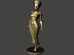 Nefertiti-with-body