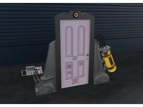 Monsters, Inc. Boo's Door