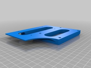 Duetwifi/Ethernet spacer for P3Steel (Orballo printing 2.5)