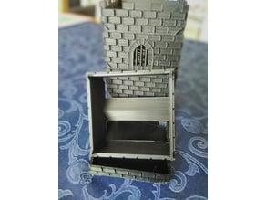 Dice Tower – Middle Split Module