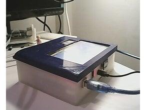 Led spectrometer