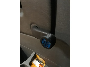 GMC window knob replacement
