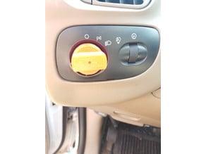 Ford F150 Headlight Knob (Dorman 76872)