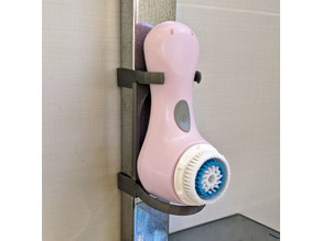 Clarisonic face scrubber stand