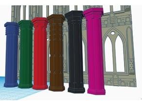 pillar for basilika 40k