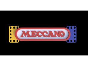 Meccano Logo - Made in England v2
