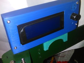 lcd case for 2004 style lcd control