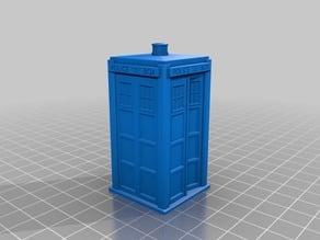 TARDIS Salt Shaker