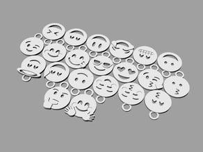 21 Different Emojis