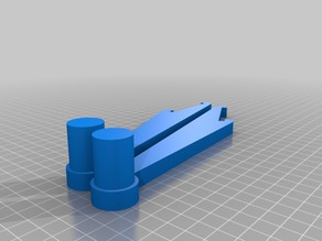 Filament Spooler with 50mm Holder