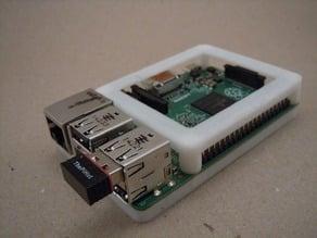 Simple Raspberry Pi bumper