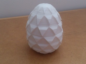Dragon Egg - Game of Thrones