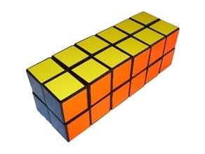 2x2x6 Rubik's Cube Extensions